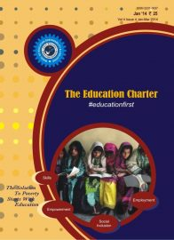 Book Cover: The Education Charter (Volume IV Issue IV)