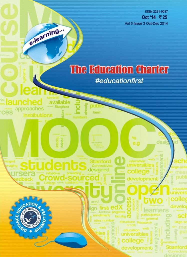 Book Cover: The Education Charter (Volume V Issue III)