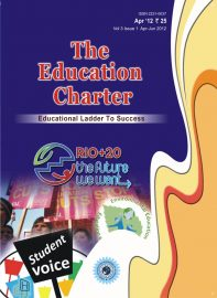 Book Cover: The Education Charter (Volume III Issue I)