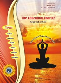 Book Cover: The Education Charter (Volume V Issue IV)