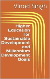 Book Cover: Higher Education For Sustainable Development and MDG