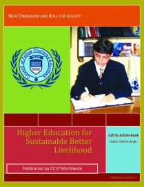 Book Cover: Higher Education For Better Livelihood